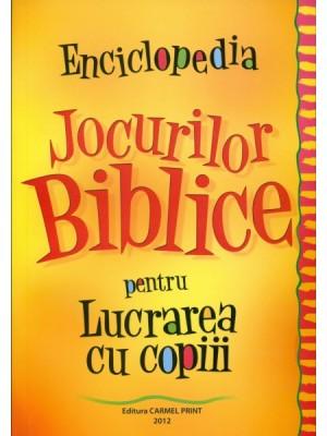 Enciclopedia jocurilor biblice