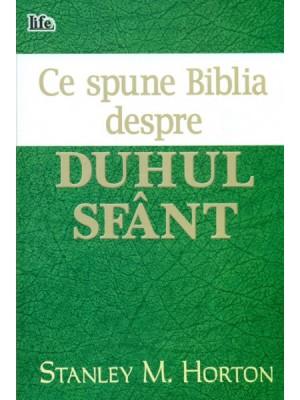 Ce spune Biblia despre Duhul Sfant