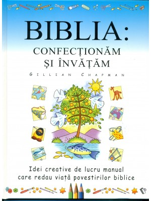Biblia confectionam si invatam