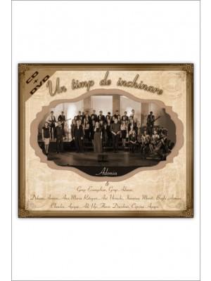 CD+DVD Adonia & Friends - Un timp de inchinare