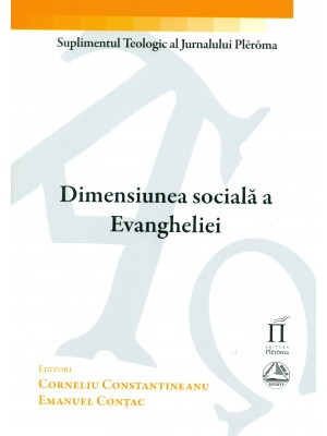 Dimensiunea sociala a Evangheliei