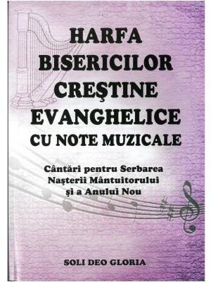 Harfa Bisericilor Creştine Evanghelice (Cântece pentru Crăciun şi Anul Nou)