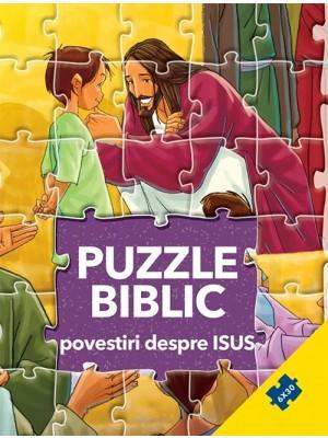 Puzzle biblic. Povestiri despre Isus