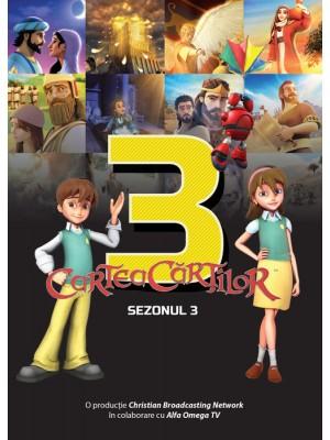 DVD - Cartea cartilor - Sezonul 3