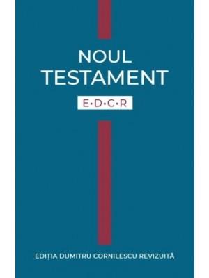 Noul Testament EDCR - copertă cartonată