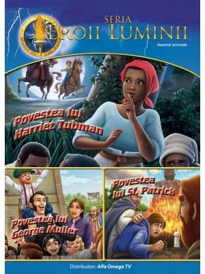 DVD - Eroii luminii vol 5