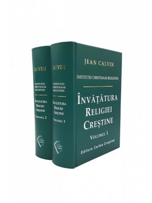 Invatatura religiei crestine Vol. 1-2
