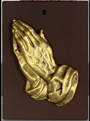 Maini in rugaciune - mici