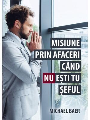 Misiune prin afaceri cand nu esti tu seful