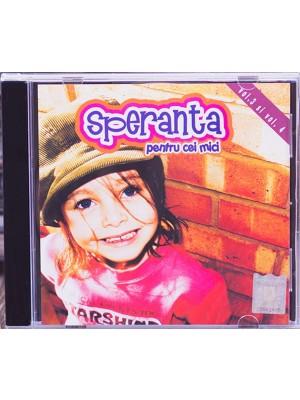 CD Speranta pentru cei mici - Vol.3 & Vol.4