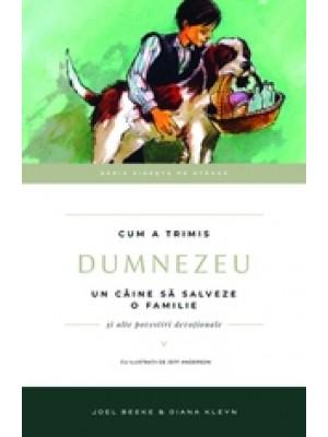 Cum a trimis Dumnezeu un câine să salveze o familie. Vol.5. Seria Zideste pe Stanca
